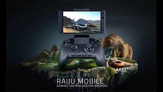 Razer Raiju Mobile | Краткий обзор