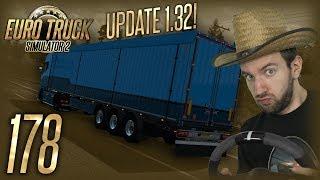 UPDATE 1.32 ANEB VLASTNĚNÍ NÁVĚSŮ!   Euro Truck Simulator 2 #178