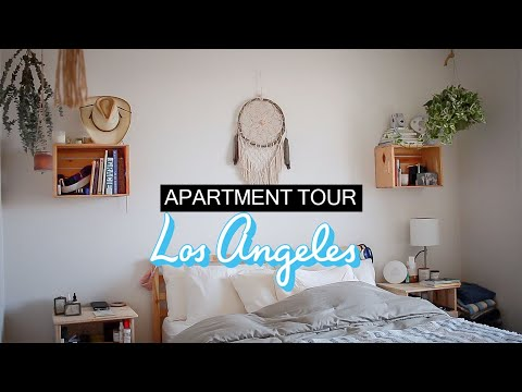 Apartment Tour ● 1 bedroom Hollywood Apartment