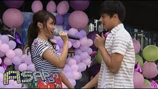 "Kathryn & Daniel sing ""Everything"" on ASAP Fans Day"