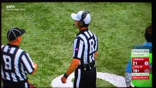 2014 - 2015 Sugar Bowl - Ohio State University Football - Trick Play