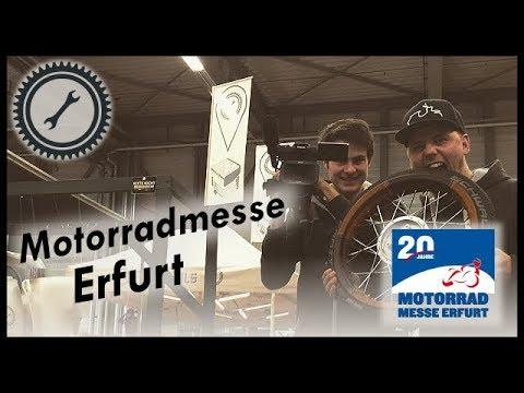 Motorradmesse Erfurt: Thüringer Motorradtage 2018