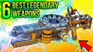 Fallout 76 - Top 6 BEST Legendary Weapons & Armor Farming Locations!