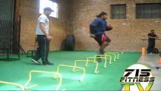 身体能力抜群軍団!アメフトの練習を参考にしてみよう!