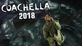 The Weeknd - Live at Coachella Valley Music & Arts Festival 2018