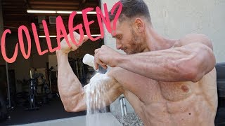 Muscle Growth: Collagen vs. Other Proteins- Study Results | Thomas DeLauer