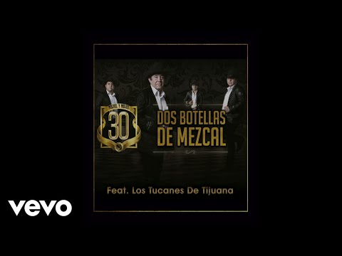 Letra Dos botellas de mezcal Miguel Y Miguel, Los Tucanes De Tijjuana