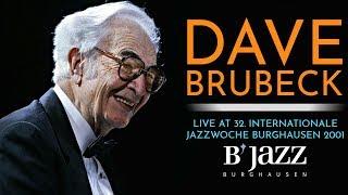 Dave Brubeck Quartet - Jazzwoche Burghausen 2001