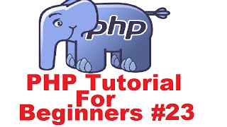 PHP Tutorial for Beginners 23 # Global Variables and Functions