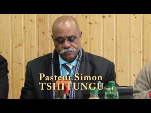 La constitution ne tient plus! Selon Pasteur S.Tshitungu...