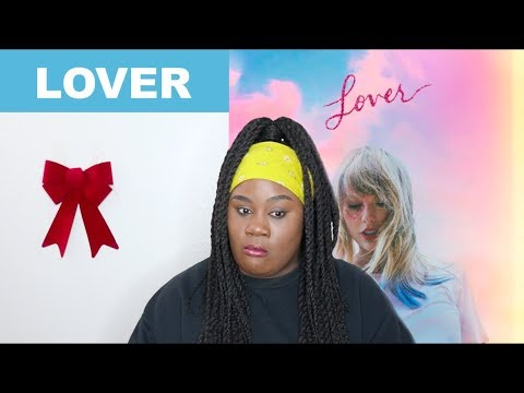Taylor Swift - Lover |REACTION|