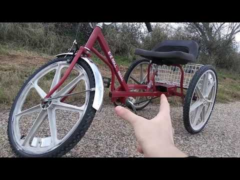 EZ Roll Regal Trailmate Trike