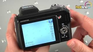 Обзор Olympus SP-620UZ