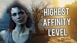 Fallout 4 Cait Highest Affinity Level How to Get Trigger Rush Perk (Romance Option)