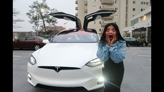 Download Youtube: CAN'T BELIEVE OUR TESLA DID THIS | VLOGMAS DAY 22