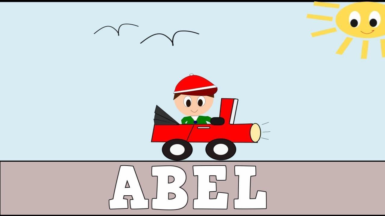 Aprender a Leer y Escribir ABEL - Vídeos educativos para Niñosy Bebés - Paty y Poty