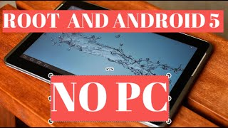 How to ROOT and INSTALL Android 5.1 in Tab 2 (WITHOUT PC) - Tab 2 10.1 p5100/p5110  --  NO COMPUTER