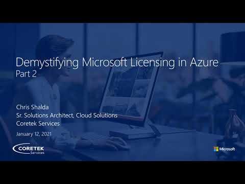 Demystifying Microsoft Licensing in Azure: Part 2
