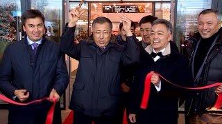 Помпезно прошло открытие в городе торгово-развлекательного центра ShymkentPlaza. TVK 10.12.16