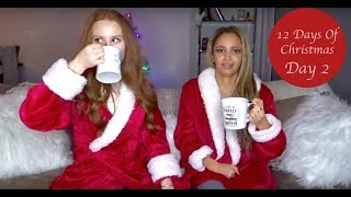 Download Youtube: WINTER NIGHTTIME ROUTINE W RIVERDALE COSTAR VANESSA MORGAN | Madelaine Petsch