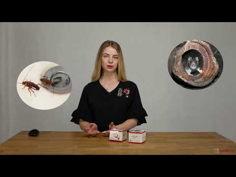 Заглушка для сифонов от грызунов L09 youtube