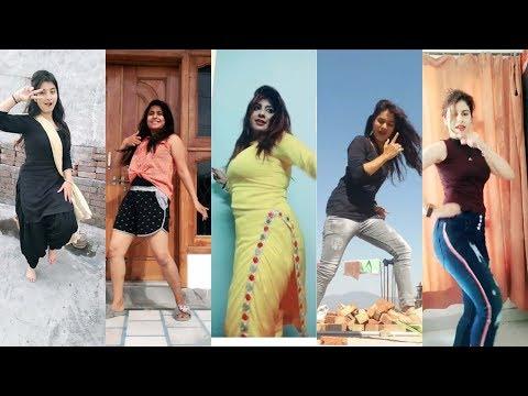 द डांस • Punjabi Songs • Girls dance on Punjabi Songs • Dance cover