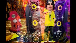 MC Gaddafi in the Hood - Photoshopped Gaddafi Gangstas