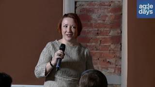 Анна Обухова, Скрам-Мастер технологии влияния: как создать команду изнутри
