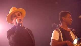 Culture Club - Runaway Train - Heaven, London - October 2014