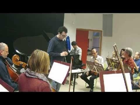 Orchestra da Camera Fiorentina - Promo Beethoven - Alessio CIONI Marco ALIBRANDO