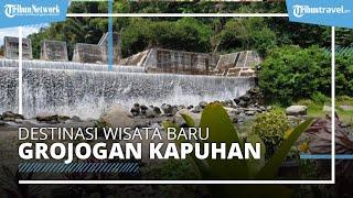 Grojogan Kapuhan, Destinasi Wisata yang Sedang Hits di Magelang, Suguhkan DAM Air