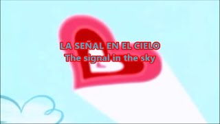 Signal In The Sky - Apples in Stereo [Letra en ingles y español]