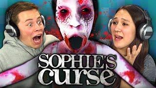 SOPHIE'S CURSE (Teens React: Gaming)