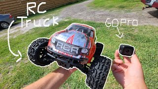 Billy's Life Season 1: Episode 1 ( The Beginning) FPV Gopro on Rc Truck= Epicness фото
