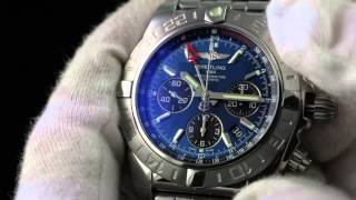 Breitling Chronomat 44 GMT Luxury Watch Review