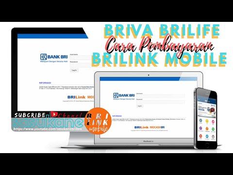 Cara Pembayaran #BRIVA#Polis BRILife via BRILink Mobile