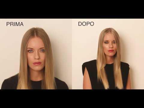 Mezzi da effetto termico su capelli