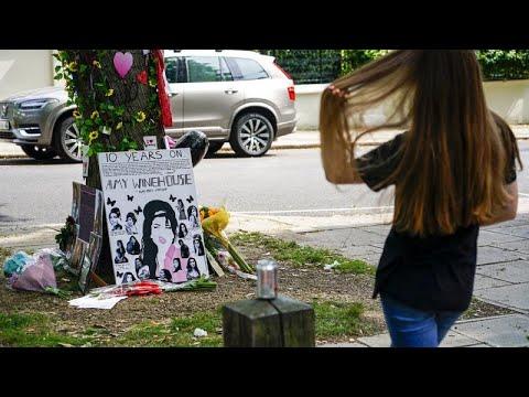 Δέκα χρόνια χωρίς την Έιμι Γουαινχάουζ
