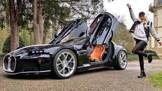 Secret Bugatti That Was Never Made   Atlantic