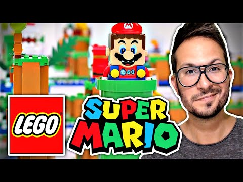 Vidéo LEGO Super Mario 71360 : Les Aventures de Mario - Pack de démarrage