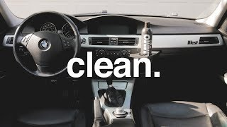 How I Keep My Interior CLEAN!