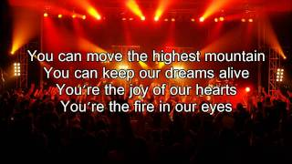 Fires - Matt Redman (Worship with Lyrics)