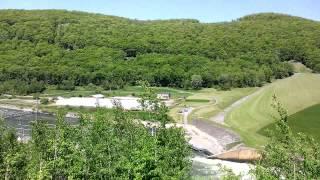 preview picture of video 'Kinzua Dam'