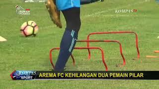 Arema FC Optimis Kalahkan Semen Padang