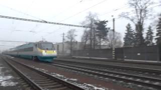 EJ 680.005 Pendolino jako vlak SC 503 SC Pendolino, dnes do Košic