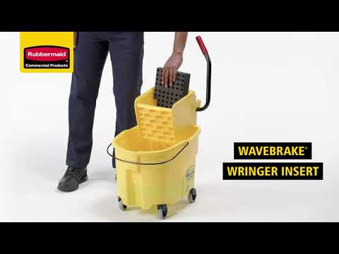 """Product video for Adaptable Flat Mop 18"""" Frame"""