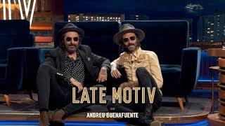 LATE MOTIV - Leiva. Un Rockero A Corazón Abierto | #LateMotiv550