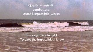 A Mio Padre-My Father  - Andrea Bocelli (Italian-English Lyrics)