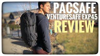 Pacsafe Venturesafe EXP45, eingehende Überprüfung