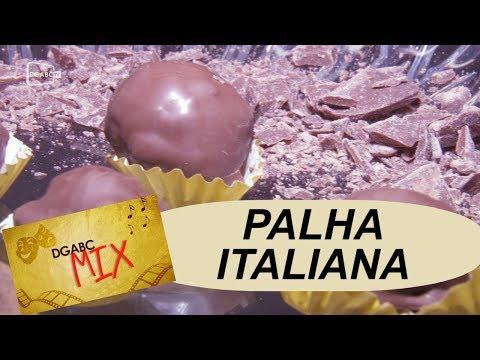 DGABC MIX ensina receita de Palha Italiana